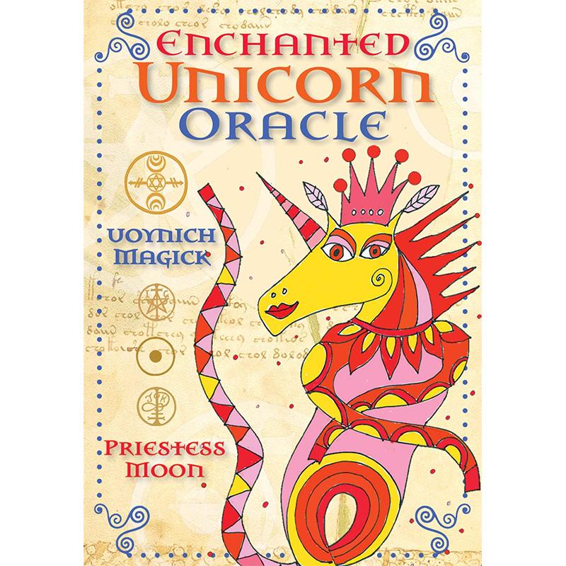 Enchanted Unicorn Oracle 17
