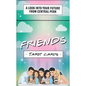 Friends Tarot 16
