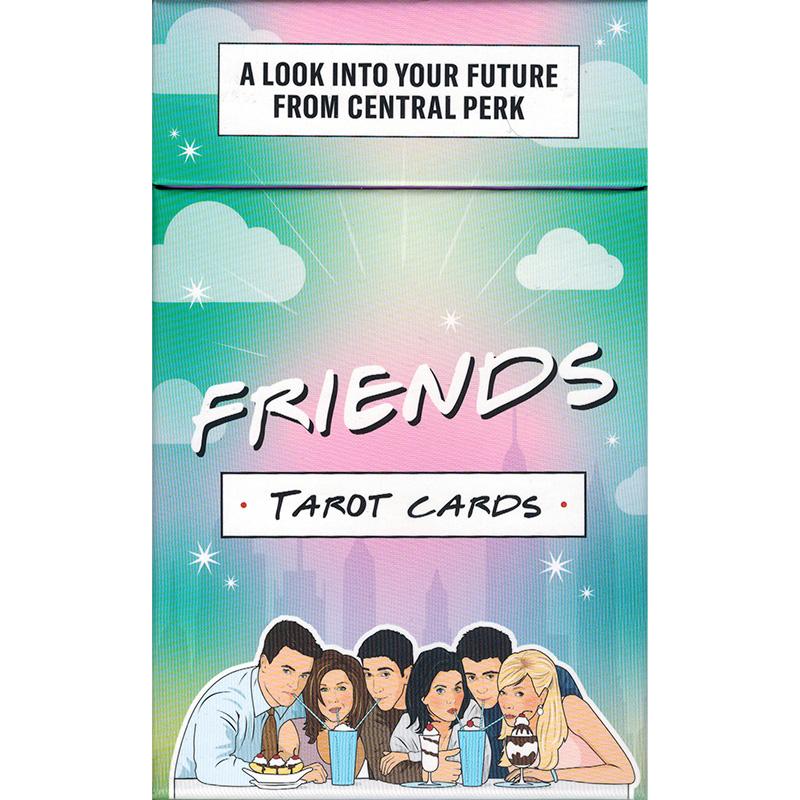 Friends Tarot 15