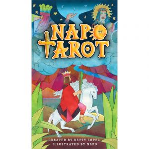 Napo Tarot 34
