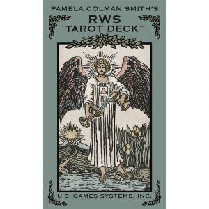 RWS Tarot 12