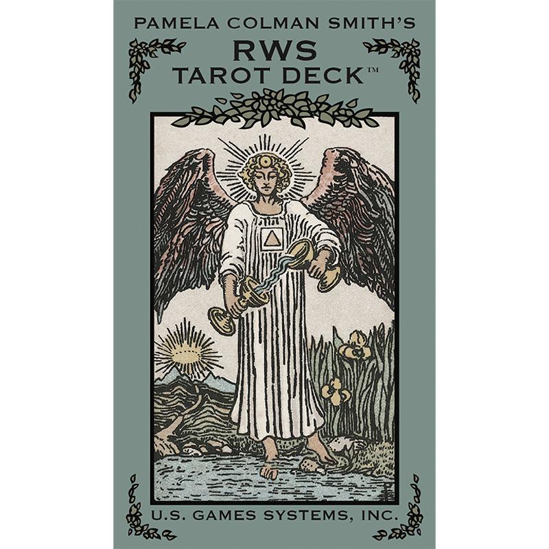 RWS Tarot 11