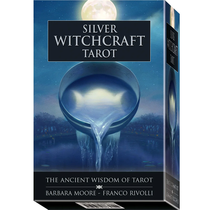 Silver Witchcraft Tarot - Bookset Edition 17