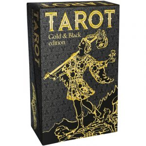 Tarot Gold and Black Edition 18