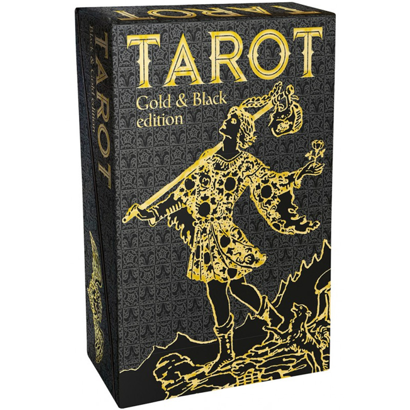 Tarot Gold and Black Edition 17