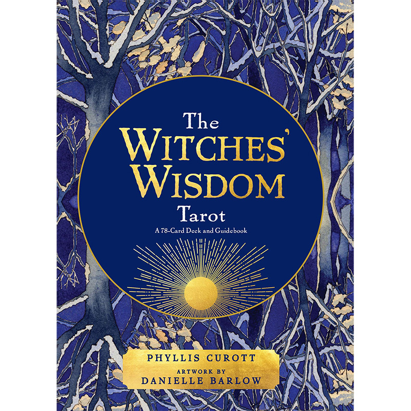Witches' Wisdom Tarot 13