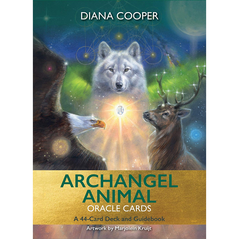 Archangel Animal Oracle 28