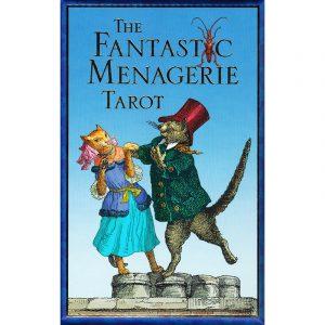 Fantastic Menagerie Tarot 12