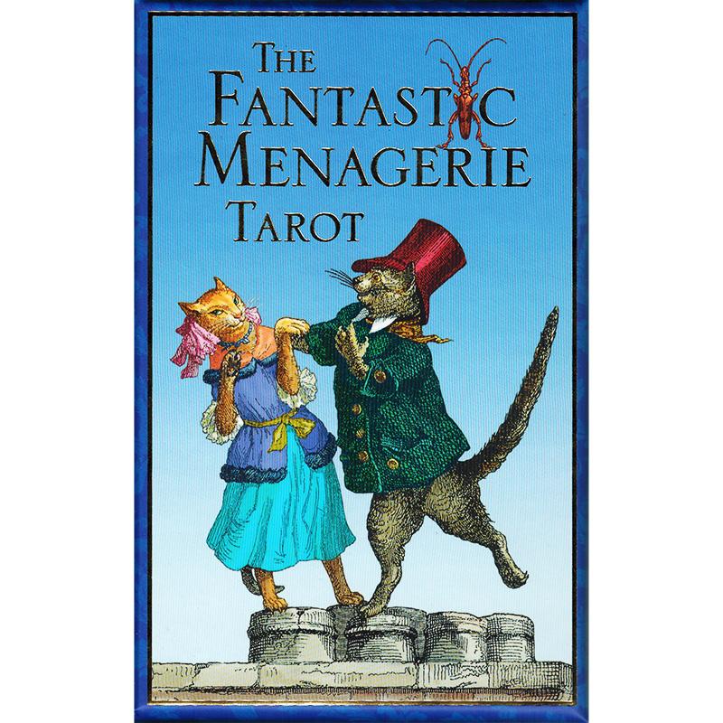 Fantastic Menagerie Tarot 11