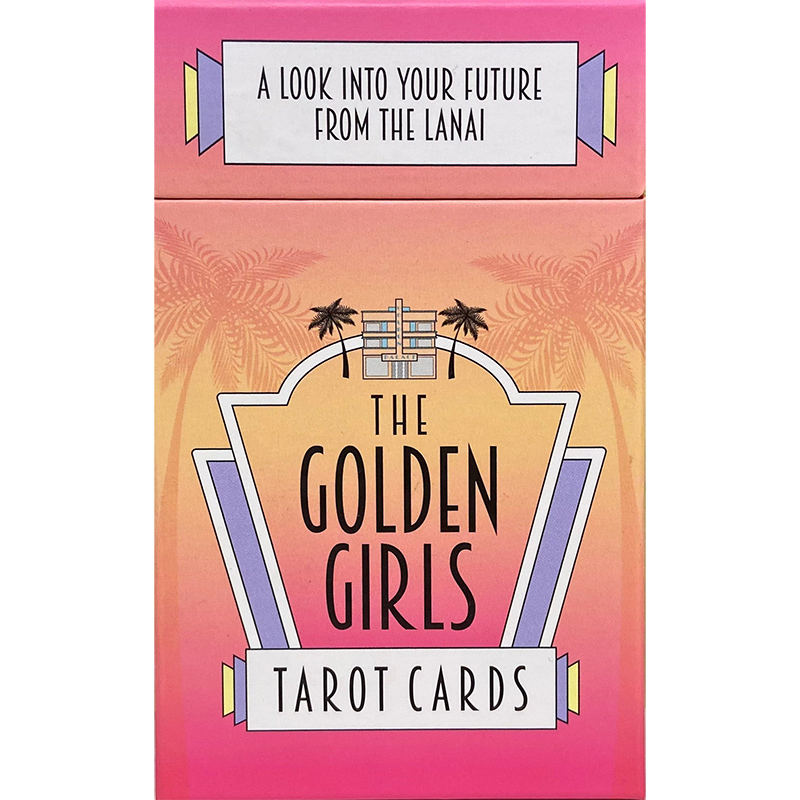 Golden Girls Tarot 19