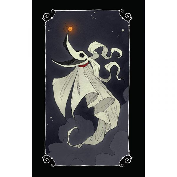 Nightmare Before Christmas Tarot 17