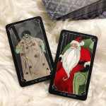 Nightmare Before Christmas Tarot 4