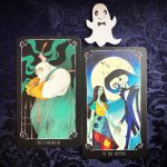 Nightmare Before Christmas Tarot 5