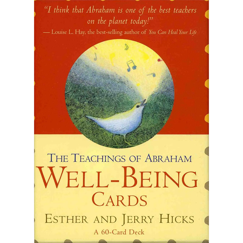Teachings of Abraham Well-Being Cards 35