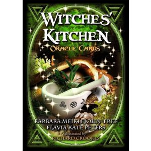 Witches Kitchen Oracle Cards 35
