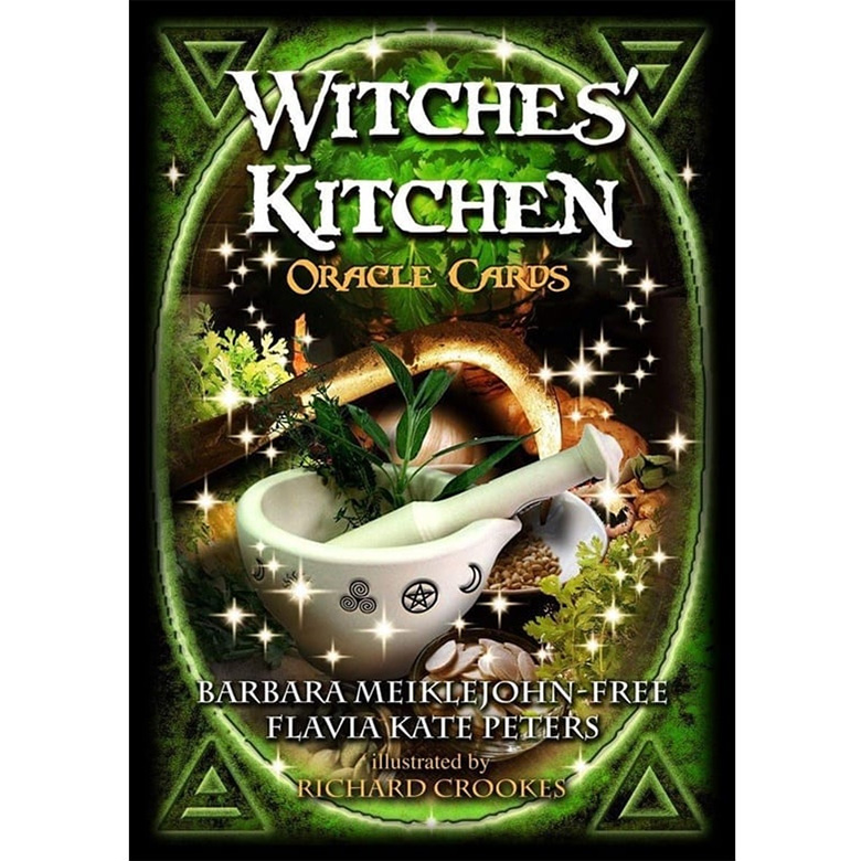 Witches Kitchen Oracle Cards 34