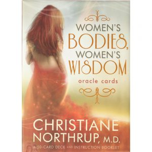 Women's Bodies, Women's Wisdom Oracle Cards 14