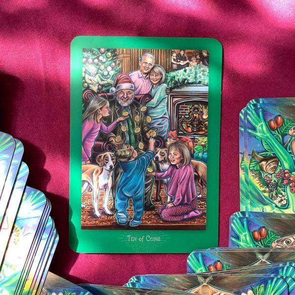 Everyday Enchantment Tarot 11
