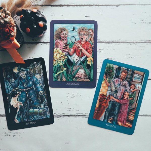 Everyday Enchantment Tarot 14
