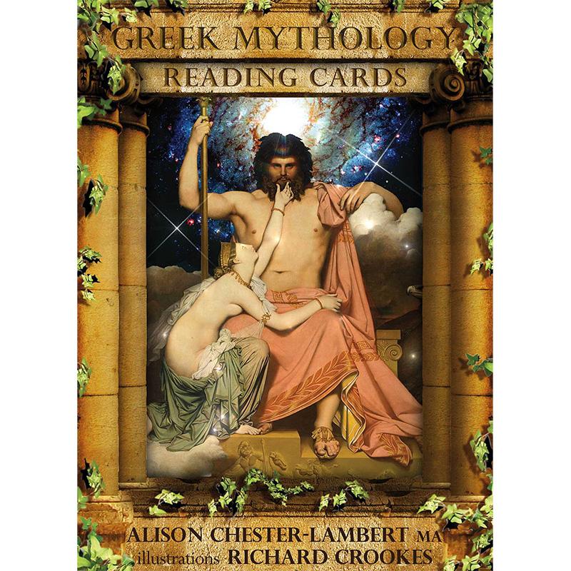 Greek Mythology Reading Cards 11