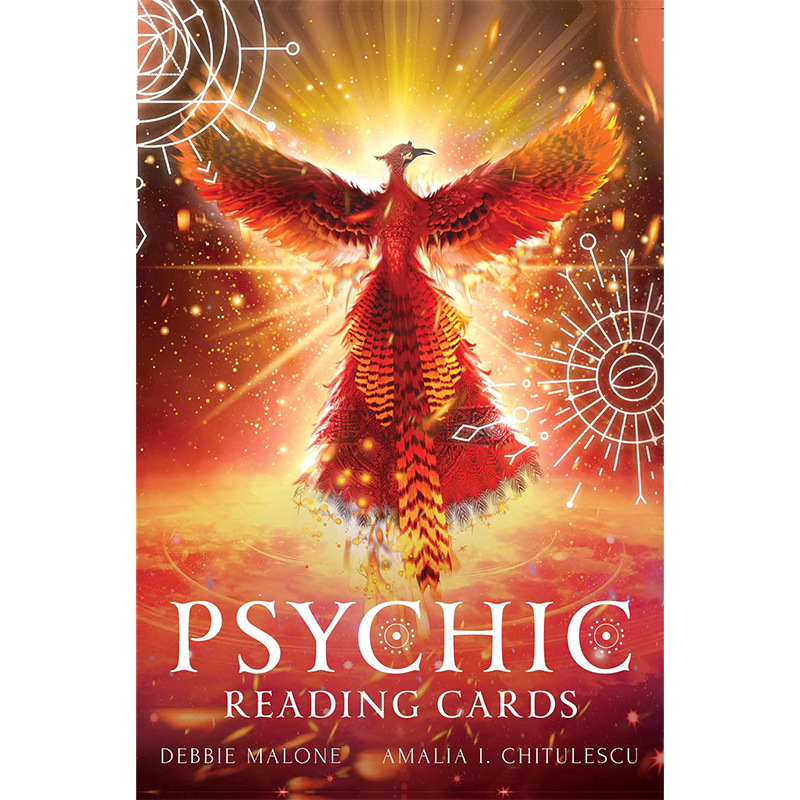 Psychic Reading Cards 34