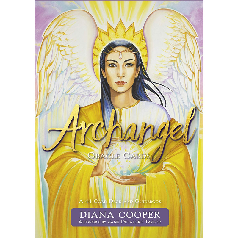 Archangel Oracle Cards by Diana Cooper 30