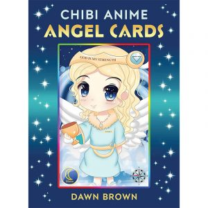 Chibi Anime Angel Cards 30