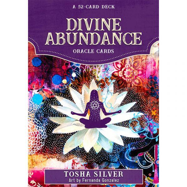Divine Abundance Oracle Cards 1