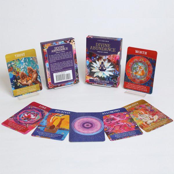 Divine Abundance Oracle Cards 10