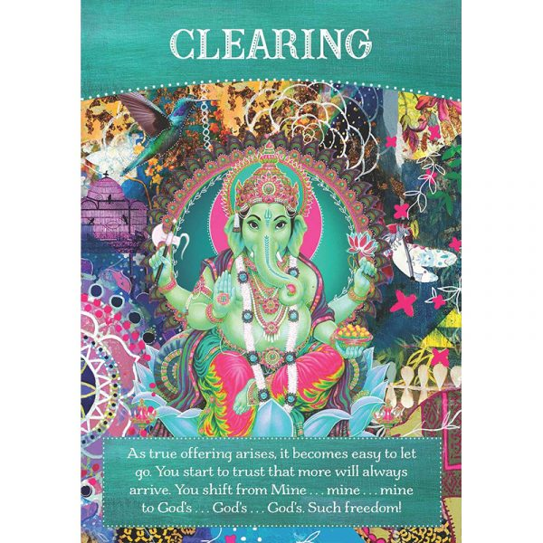 Divine Abundance Oracle Cards 4
