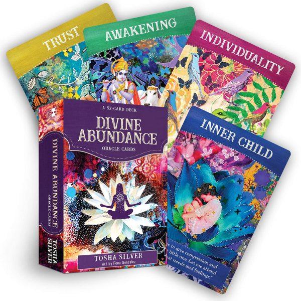 Divine Abundance Oracle Cards 9