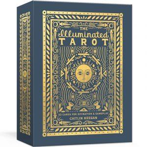 Illuminated Tarot 8