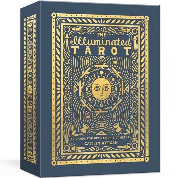 Illuminated Tarot 1