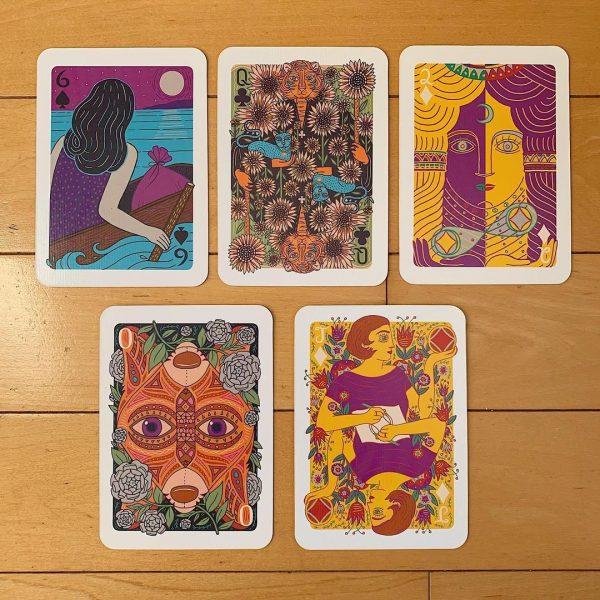Illuminated Tarot 24