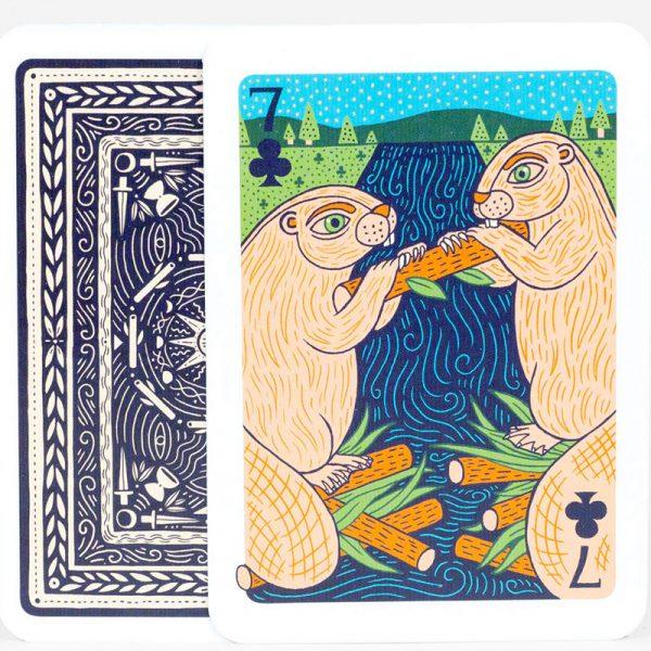 Illuminated Tarot 6
