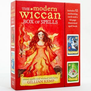 Modern Wiccan Box of Spells Deck 19