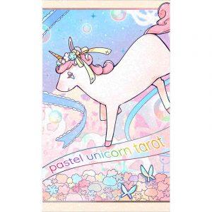 Pastel Unicorn Tarot 20