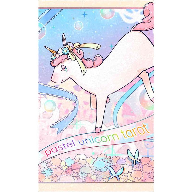 Pastel Unicorn Tarot 19