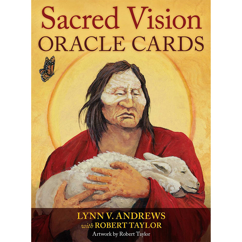 Sacred Vision Oracle Cards 35