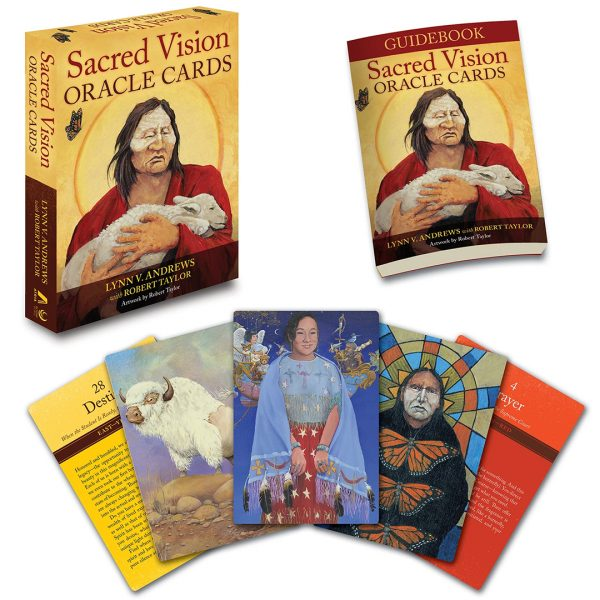 Sacred Vision Oracle Cards 3