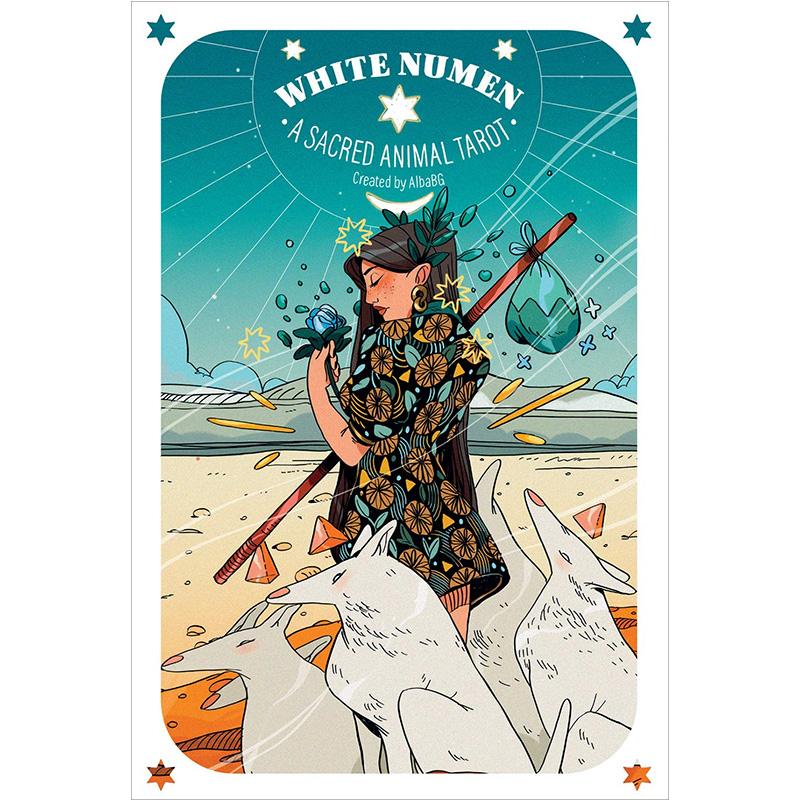 White Numen Tarot 35