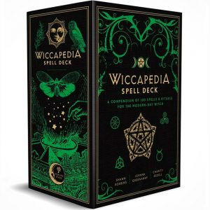 Wiccapedia Spell Deck 33