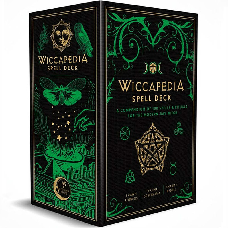Wiccapedia Spell Deck 32