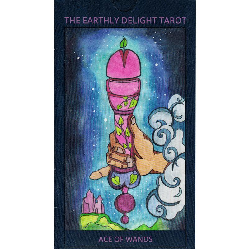 Earthly Delight Tarot 6