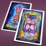 Earthly Delight Tarot 4