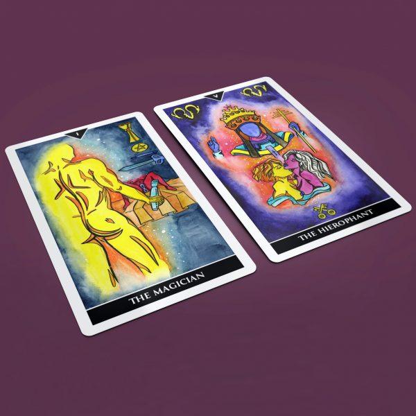 Earthly Delight Tarot 5