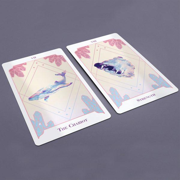 Lonely Ice Tarot 5