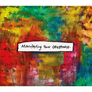 Manifesting Your Greatness Oracle 18