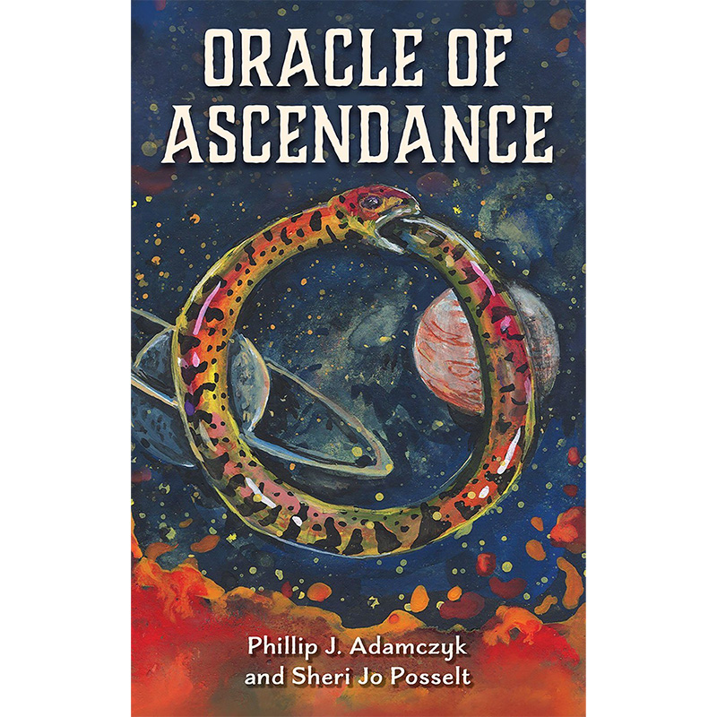Oracle of Ascendance 32