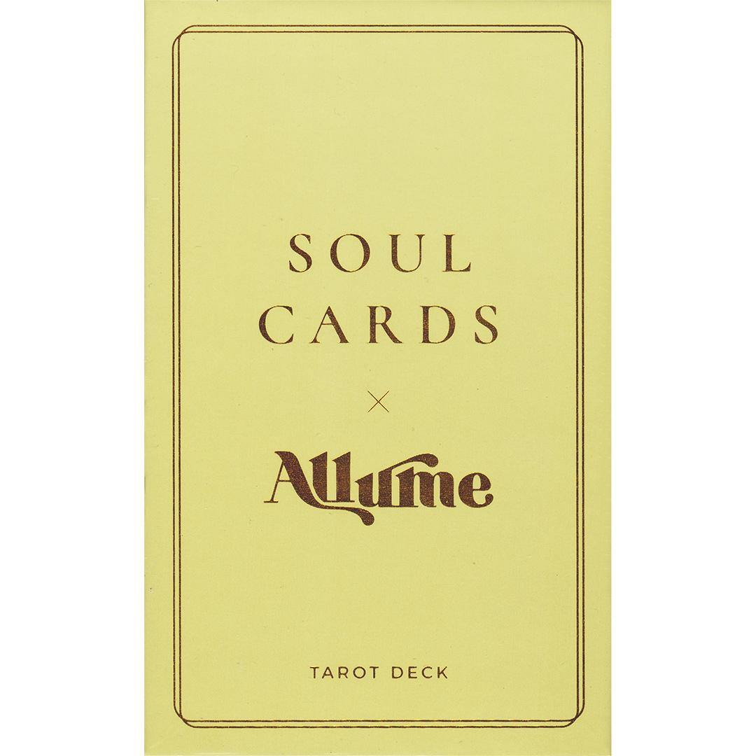 Soul Cards Tarot (Green Dream) 3